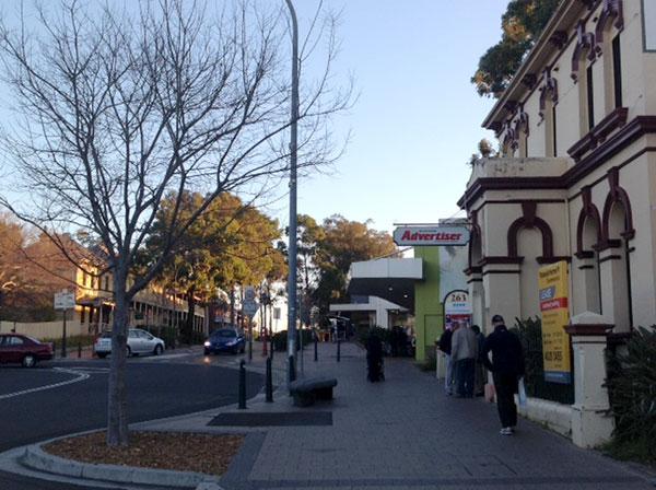 Main Street Campbelltown