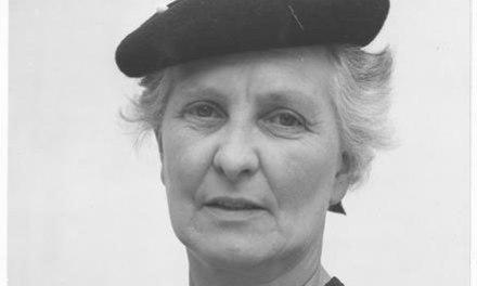 Cathy McGowan's female indie MP predecessor Doris Blackburn