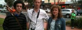 Film crew Indi