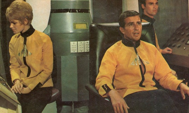 Boldly going nowhere: @burgewords on the inequality of Sci-Fi