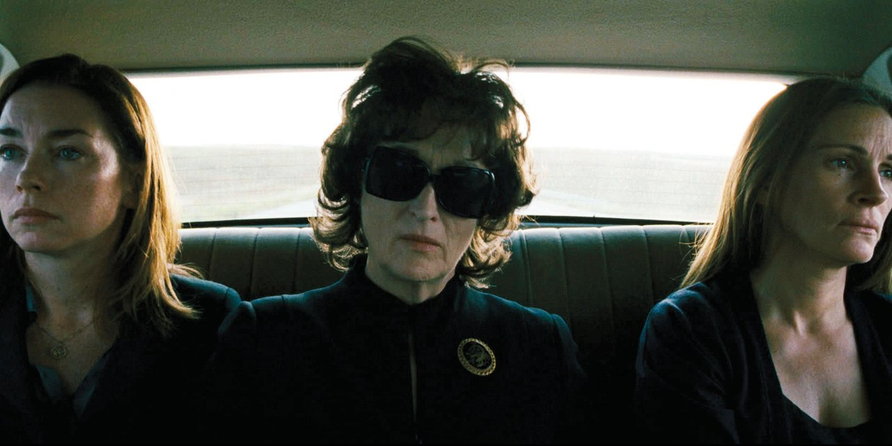 Breaking heartland in August: Osage County @burgewords review