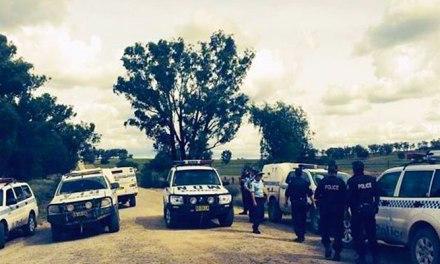 Did @margokingston1 intimidate police at #leardblockade? @2squig interview