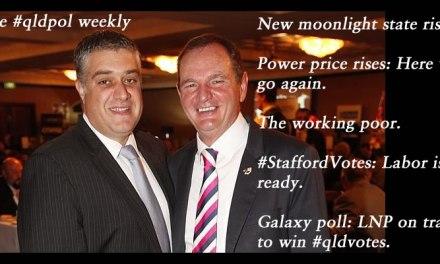 New moonlight state rising, the #qldpol weekly: @Qldaah