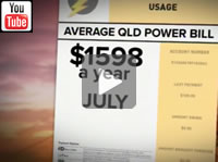 Channel 9 Brisbane: Campbell Newman's promise to lower power prices has failed. A 13.6% rise with a 66% rise in daily service charge.