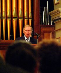 The Hon Justice Michael Kirby.