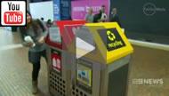 9 News Brisbane: Ban the bins
