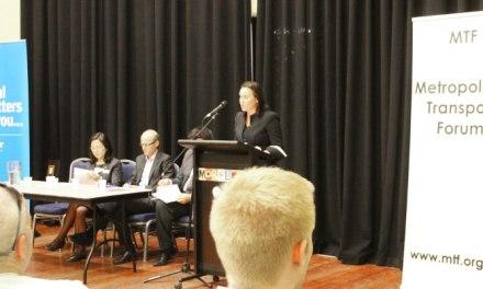 East West Link dominates #vicvotes transport forum reports @Takvera