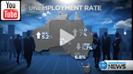 Ten News Qld: 35,800 more people are unemployed under the LNP.