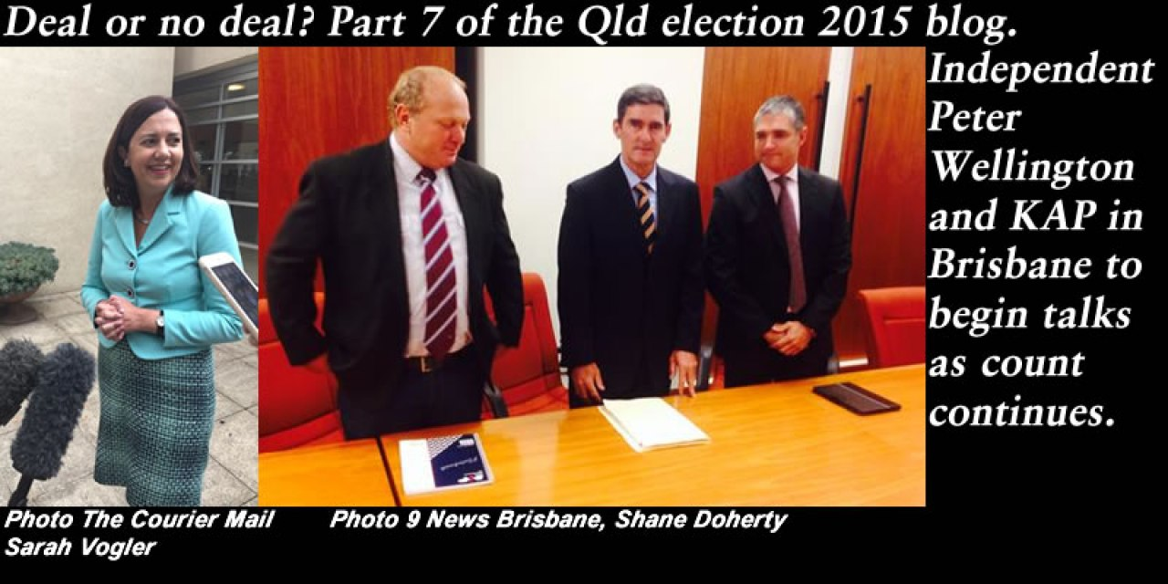 Pt 7 of the Qld election blog for 2015 – Counting and results #qldvotes #qldpol @Qldaah