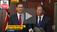 ABC News Qld: Stability in caretaker govt: New LNP team looks like the old one.