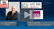 612 ABC Brisbane: ECQ's Yvette Zischke says counting will be finished late next week.