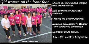 Qld women on the front foot