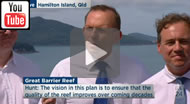 "ABC News Qld: The Great Barrier Reef: ""We are all conservationists"" says Tony Abbott."