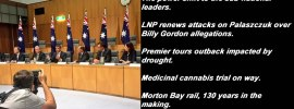 Premier nation - The Qld Weekly blogazine.