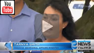 Teagan George reports: LNP Shadow Mininster for Aboriginal affairs Tarnya Smith received an email on the Gordon allegations.