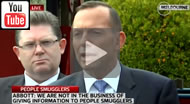 """Tony Abbott: """"We are not in the business of giving information to people smugglers."""""""