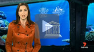 Emily Fardoulys reported: There are claims Australians and UNESCO have been misled about the health of the Great Barrier Reef..
