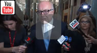 """The question is academic"": A-G George Brandis on cash for turnbacks."