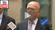 """""""Christians are the most persecuted group in the world"""" says Senator Eric Abetz."""
