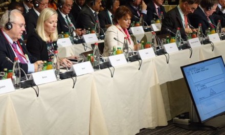 Canada welcomed at Paris #PreCOP #climate Ministerial meeting says @takvera #COP21