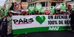 Photo: Marche pour le climat, Paris, 20 septembre 2014 by fant0mette. (CC BY-NC-ND 2.0)