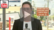 ABC News 24: Eliza Borrello reports Turnbull & Joyce segregated & preferenced journalists.