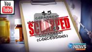 Ten Eyewitness News: Labor will ditch Tony Abbott's medicines tax.