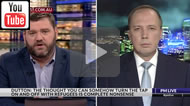 Sky News: Peter Dutton says illiterate refugees will take Australian jobs.