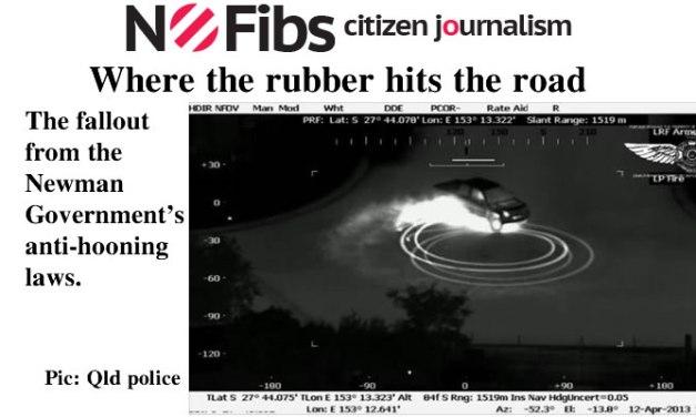 Where the rubber hits the road – @Qldaah #qldpol