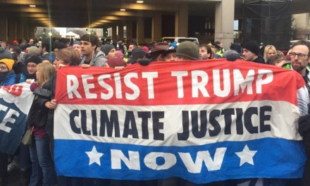 Resistance and hope in the face of Trump #climatedenial  – @takvera