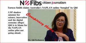 Tarnya Smith claims Australia's NAPLAN online 'bungled' by Qld