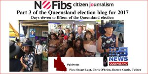 Part 3 of the Queensland election blog for 2017