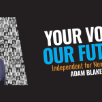 Adam Blakester taking on Barnaby Joyce: @CharliCaruso #NewEnglandVotes #podcast