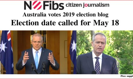 #Ausvotes 2019 Day 1 – Election date called for May 18: @qldaah #qldpol