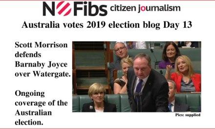 #AusVotes Day 13 – Not my job: @qldaah #qldpol #Watergate
