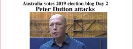 Australia votes 2019 election blog Day 2