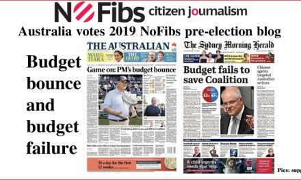 #Ausvotes 2019 NoFibs pre-election blog – Budget bounce and budget failure: @qldaah #Qgame #qldpol