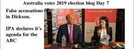 Australia votes 2019 election blog Day 7