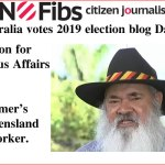 #AusVotes Day 9 – Pat Dodson for Indigenous Affairs Minister: @qldaah #qldpol