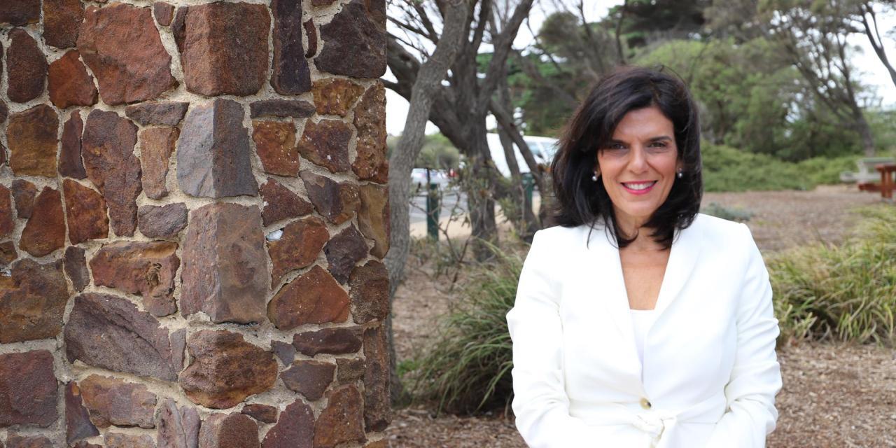 Julia Banks hopes to break Lib entitlement in Flinders: @margokingston1 #FlindersVotes #podcast