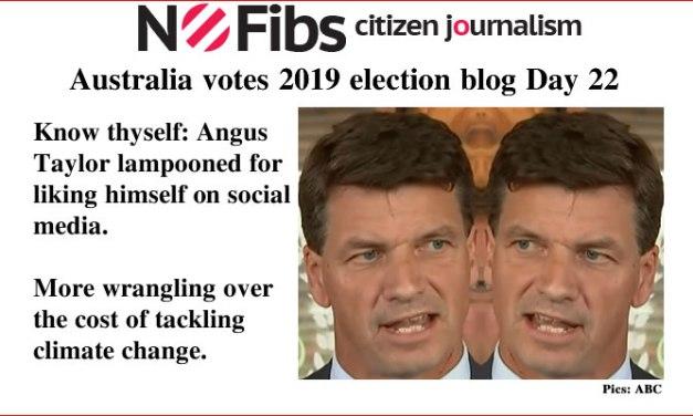 #AusVotes Day 22 – Know thyself: @qldaah #qldpol