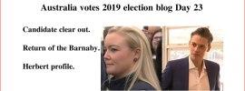 Australia votes 2019 election blog Day 23