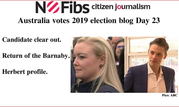 #AusVotes Day 23 – Candidate clear out: @qldaah #qldpol