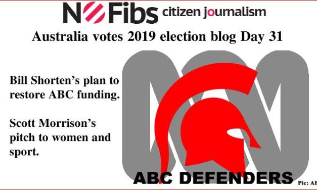 #AusVotes Day 31 – ABC five year plan: @qldaah #qldpol
