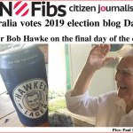 #AusVotes Day 37 – Tributes for Bob Hawke on the final day: @qldaah #qldpol