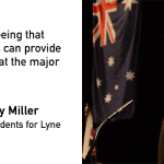 Jeremy Miller is running to win Lyne: @margokingston1 #LyneVotes #podcast