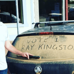 Ray Kingston closes in on the nation's safest seat: @margokingston1 #MalleeVotes #podcast
