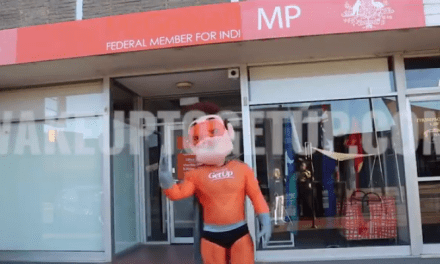Captain GetUp saving #IndiVotes from itself: @Jansant comments on #AusVotes