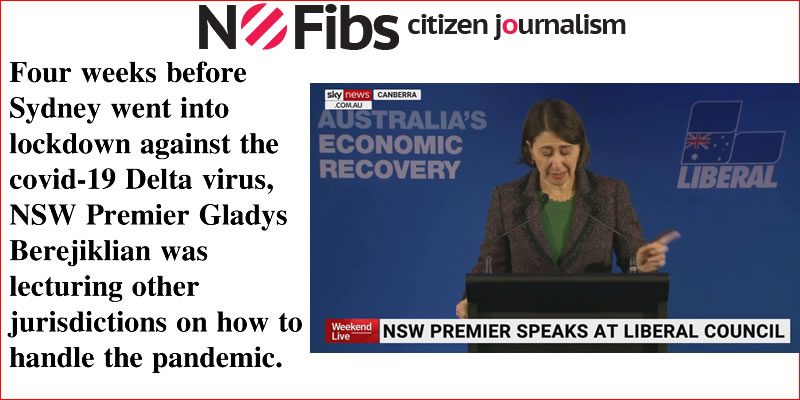 The No Lockdown State – @Qldaah #auspol #nswpol