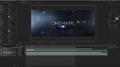 Watch: How to Create Cinematic Titles in After Effects   Shot With a